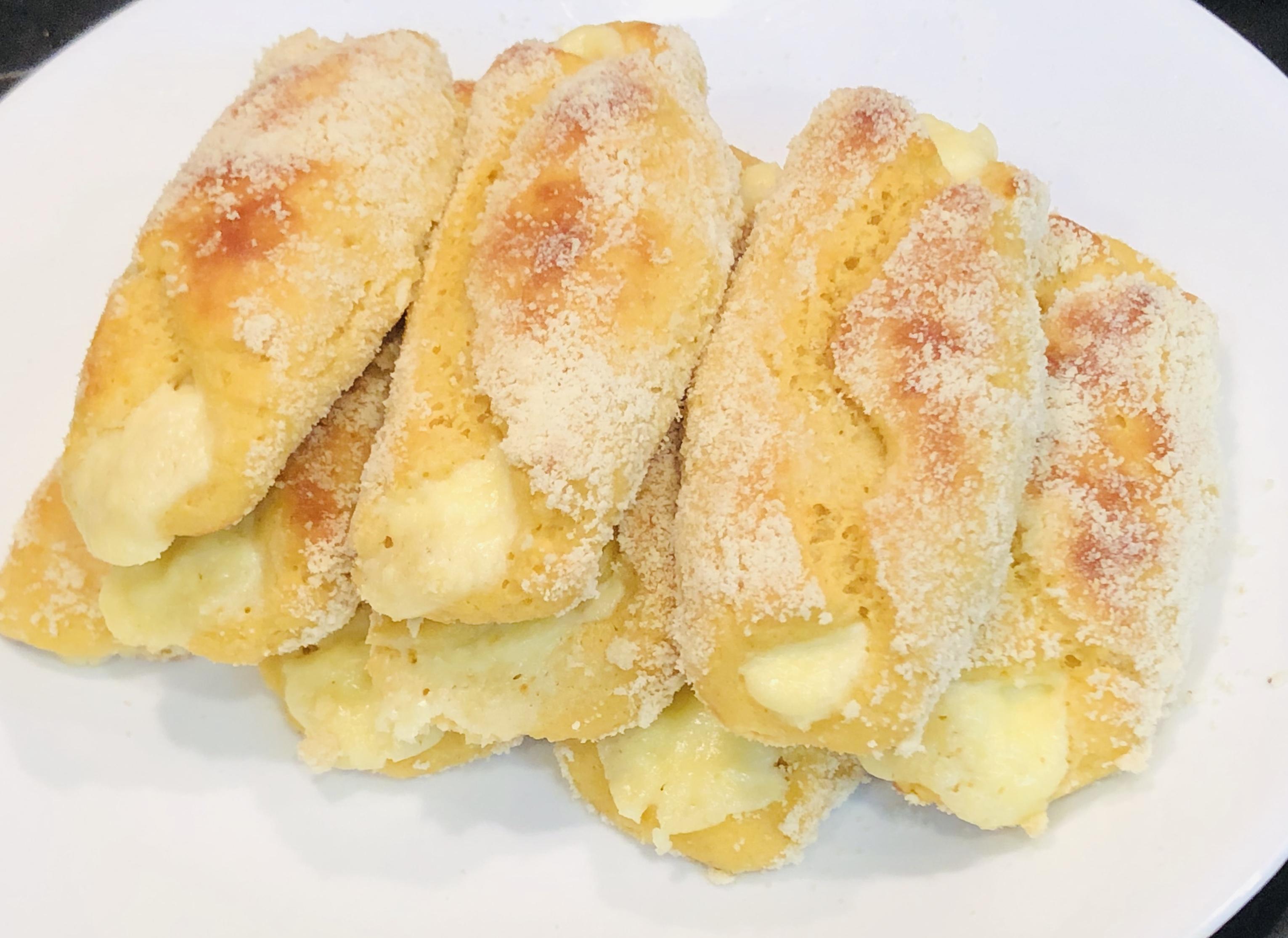 Keto Spanish Bread