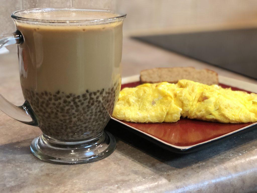 Coffee - Chia (All-in-1 Breakfast)